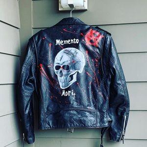Villien Customs Leather Jacket